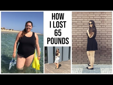 How I lost 65 Pounds | My weight loss journey #weightloss
