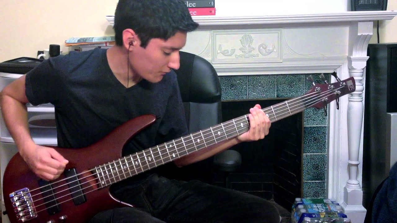 the amity affliction pittsburgh bass cover youtube