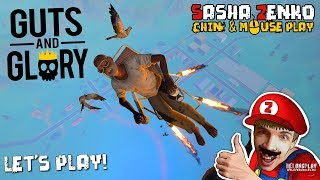 Guts and Glory Gameplay (Chin & Mouse Only)