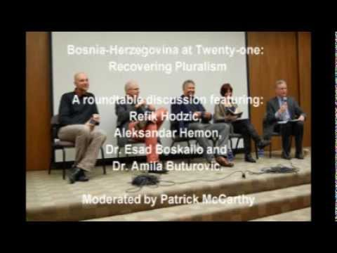 Bosnia Herzegovina at Twenty one: Recovering Pluralism