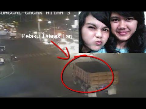 Video Kronologi Truk Melindas Nova dan Lestari Sibarani di Medan - SLOW MOTION VIDEO