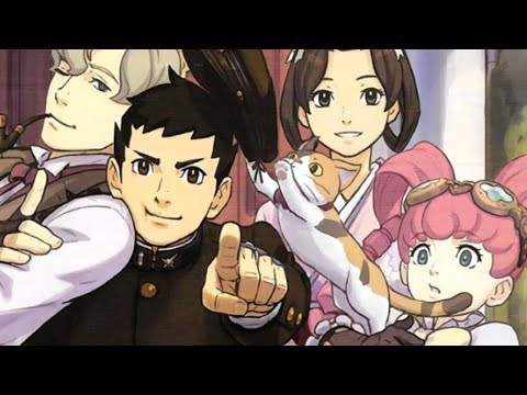 The Great Ace Attorney Launch Trailer