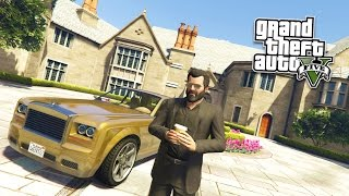 GTA 5 PC Mods - REAL LIFE MOD #13! GTA 5 School & Jobs Roleplay Mod Gameplay! (GTA 5 Mod Gameplay)