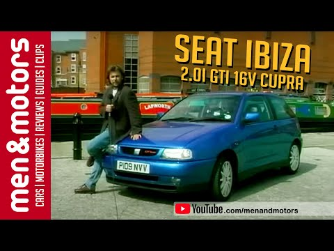 review seat ibiza cupra sport 1997 youtube. Black Bedroom Furniture Sets. Home Design Ideas