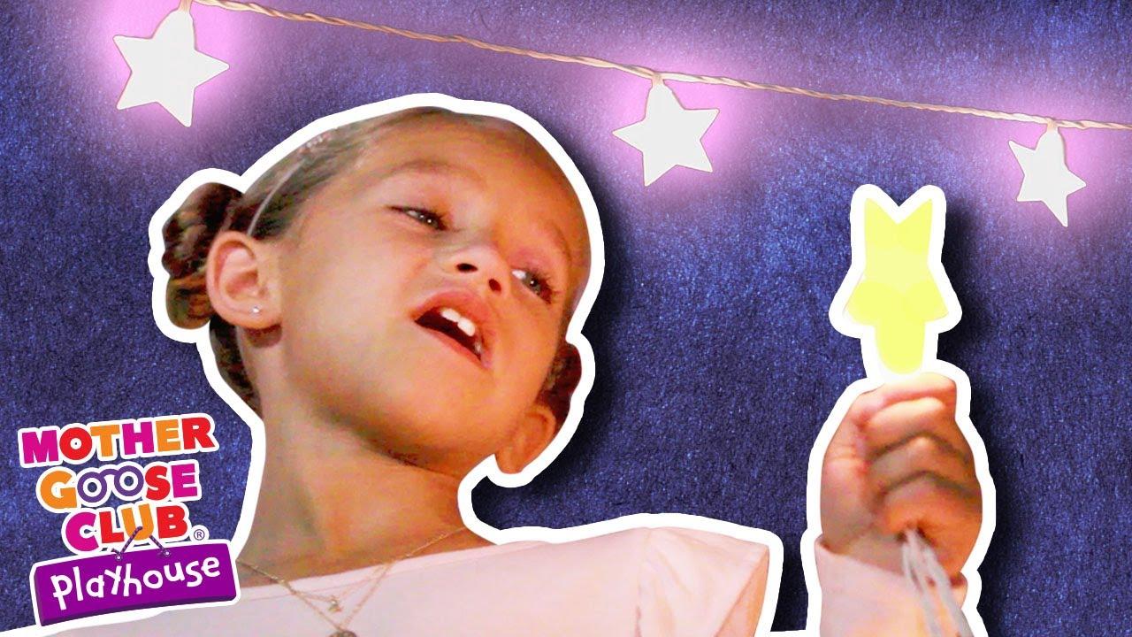 Twinkle, Twinkle, Little Star (Music Video) | Mother Goose Club Nursery Playhouse Songs & Rhymes