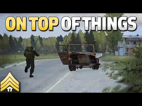 On top of things — ShackTac Arma 3