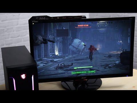 MSI Nightblade MI2-GTX970 Review [Gaming PC เล็กๆ แต่เทพเวอร์!!!] - เล่นเกม UHD 4K Fallout 4, GTA 5