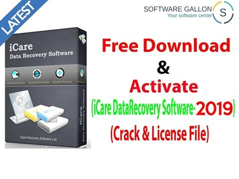 ICARE DATA RECOVERY SOFTWARE Crack + Full Key License Code {Latest}