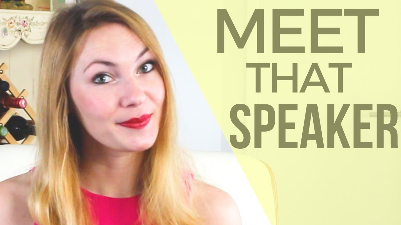 4 Ways to Meet the Speaker at an Event & Spark a Relationship