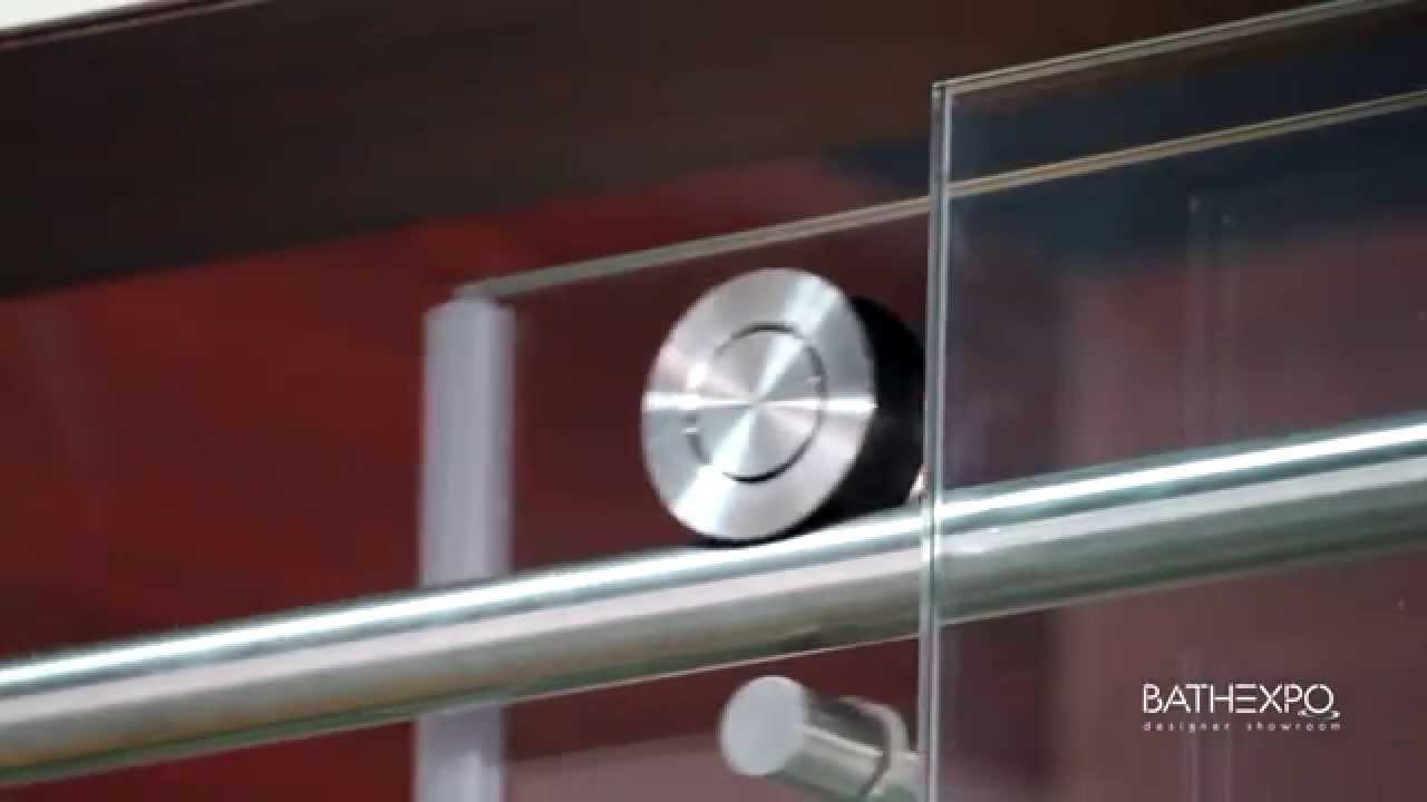 Bath Expo Showroom Enigma X Sliding Shower Door Shdr