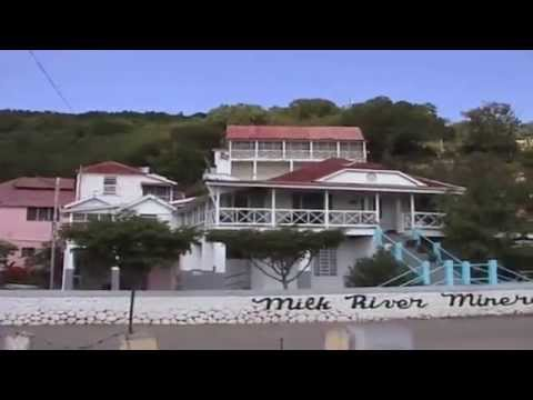 *Milk River Mineral Bath* South-JAMAICA
