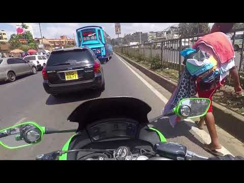 Ninja on Thika Road.mp4