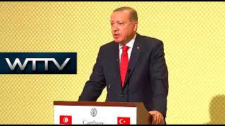 Tunisia: 'Assad is a terrorist'- Erdogan rejects Syrian Pres. during visit to Tunisia