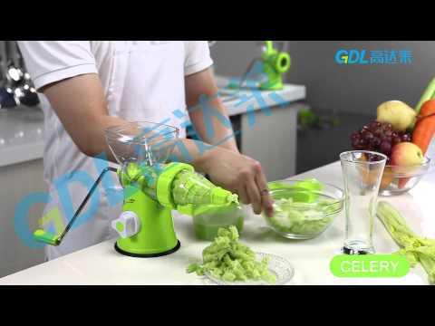 Hand Juicer & Multi Grinder