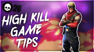 #1 Console Fortnite Player Teaches YOU How To Get High Kill Games | 26 Kill Solo Squads Gameplay