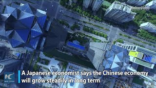 Why Chinese economy to grow steadily in long term
