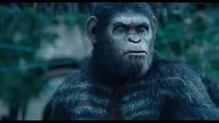 Планета обезьян Революция 2014 Трейлер смотреть онлайн