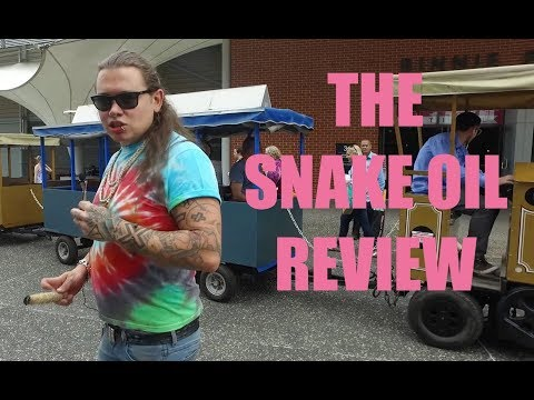 The Snake Oil Review