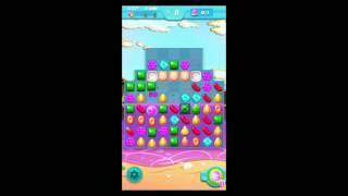 キャンディクラッシュソーダ(キャンディソーダ)のステージ22の攻略動画...