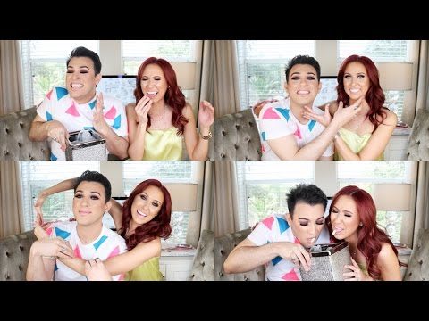 Bean Boozled Challenge with MannyMua | Jaclyn Hill