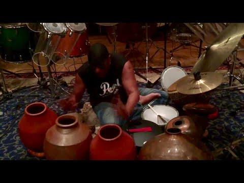 Sivamani Best drums Performance | plays ghatam | sivamani playing drums | solo performance | india