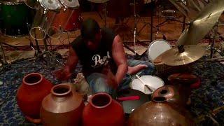 sivamani best drums performance plays ghatam sivamani playing drums