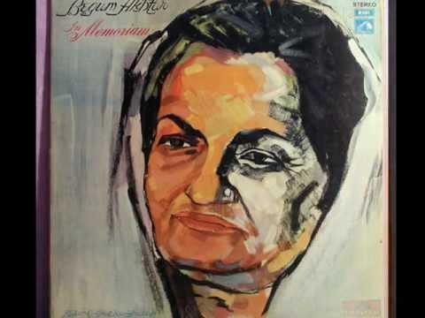 Jochona Koreche Aari- Begum Akhtar