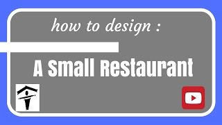 How To Design A Small Restaurant by Zulueta Architecture