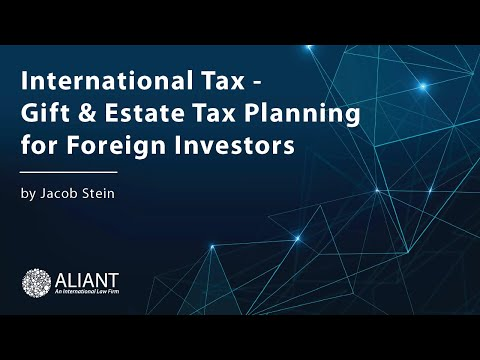 INTERNATIONAL TAX PLANNING WITH INSTRUCTIONS TO  5471
