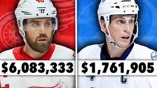 10 RETIRED NHL Players Still Getting Paid By Their Former Teams