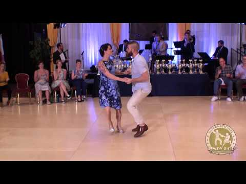 ILHC 2015 - Invitational Lindy JnJ - Mike Roberts (US) & Annie Trudeau (Canada)
