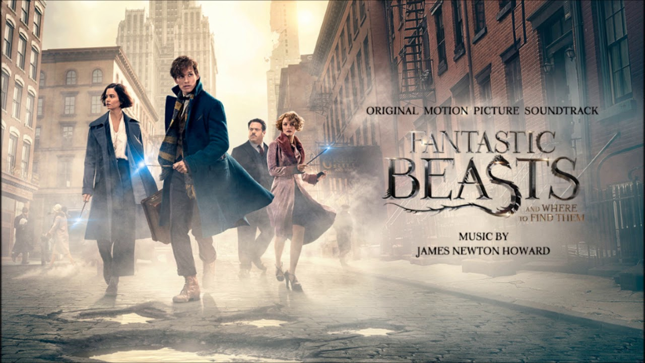 Fantastic Beasts - Newt Says Goodbye to Tina Theme Extended