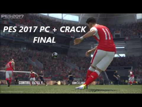 PES 2017 Crack Çıktı Link Açıklamada