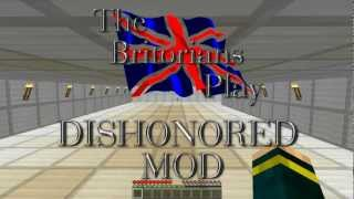 Minecraft Dishonored Mod!