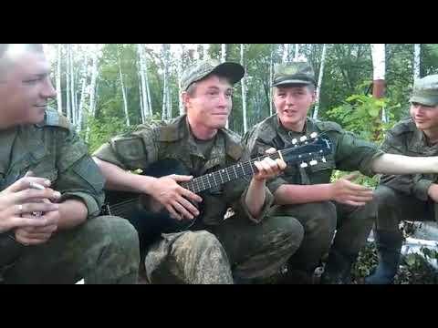 Песня про в/ч 21720 в екатеринославке