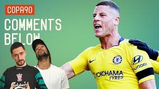 Could Ross Barkley help Chelsea win the Premier League title? | Comments Below