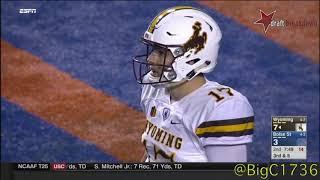 Josh Allen vs Boise State 2017