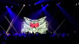Excision - Encore live in Dallas 2/14/15