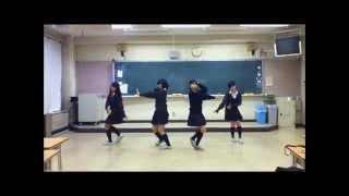 NMB48さんのヴァージニティーを踊ってみました♪ 手ブレが激しい個所は...