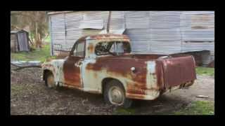 Old Abandoned Cars, Trucks, Farm Machinery, & Horse Carts - Great Southern - Western Australia