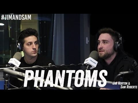 Phantoms - EDM Scene, Snapchat Fame, Child Stars - Jim Norton & Sam Roberts