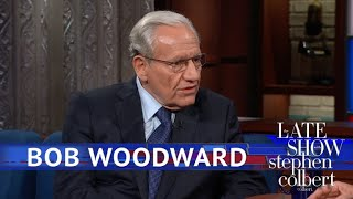 Bob Woodward Responds To Denials From Mattis, Kelly