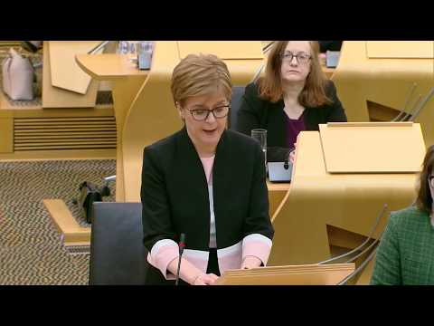 First Minister's Questions - 6 February 2020