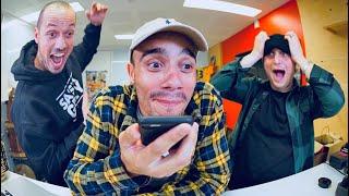 ON APPELLE DES GENS AU HASARD DANS NOS TÉLÉPHONES #6 feat. MISTER V thumbnail