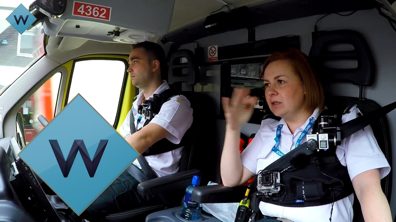 Inside The Ambulance S1 E3 | A first cardiac arrest | W ...