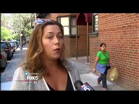 b 1505 WNYW Homeless in New York׃ Crisis on the Streets