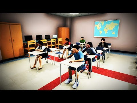 Can a videogame help first responders deal with a school shooting? - BBC Click