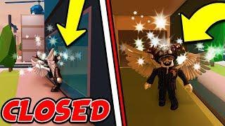 *NEW* INSANE JAILBREAK NOCLIP GLITCH! | New Snowman Glitch (Roblox Jailbreak)