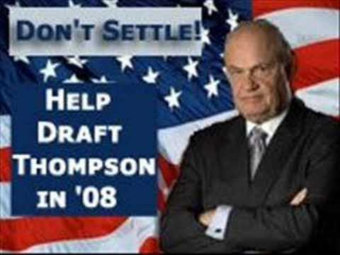 Fred Thompson On Illegal Immigration
