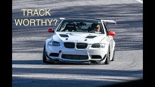 BMW E92 M3 is the ultimate track car for the money! ... maybe?